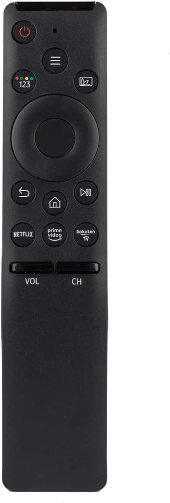 Replacement Remote Control for Samsung Smart-TV LCD LED UHD QLED TVs, with Netflix, Prime Video Buttons