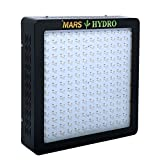 MarsHydro MARSII 900 Led Grow Light Full Spectrum High Penentration Led Grow Lamp the 390W True Watt Lamp Light & Lighting with Dual Veg/Flower Spectrum
