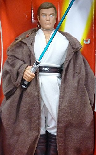 Star Wars Episode 1 12 inch Figure Obi-Wan Kenobi (japan import) ()