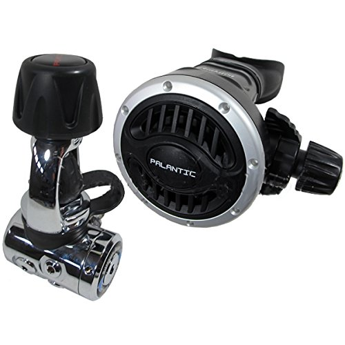 Scuba Choice Scuba Diving Palantic AS105 YOKE Regulator Adjustable Second Stage with 27