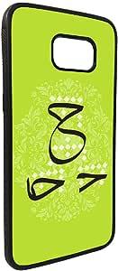 Arabic letter - h Printed Case forGalaxy S7 Edge