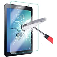 ELTD Samsung Galaxy Tab S2 9.7 Displayschutz, Glas Folie Schutzfolie Glas Panzerfolie Displayschutzfolie Für Samsung Galaxy Tab S2 9.7 T815N / T810N / T813N / T819N Klar Anti-Kratz Screen Protector Displayschutz - 9H Hardness aus