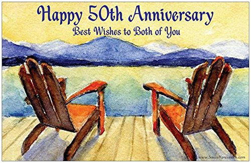 Happy 50th Wedding Anniversary -