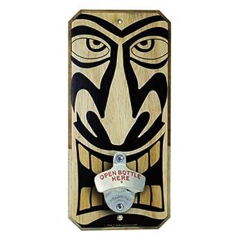 Amazon.com: TIKI (Corona) - Wall Mounted Wood Plaque