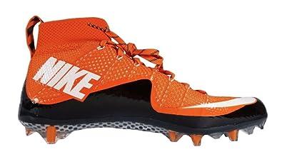 Nike Vapor Untouchable TD Pro Football Cleats (Size 11.5) Orange  Black707455 808 (11.5