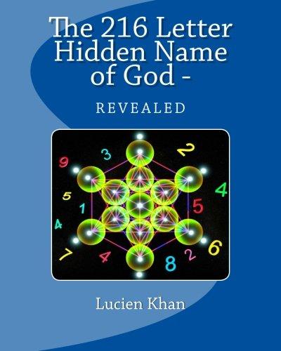 The 216 Letter Hidden Name of God - Revealed
