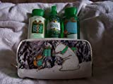 Bath and Body Works Vanilla Bean Noel Gift Set 3 Oz Shower Gel, 3 Oz Body Lotion and 3 Oz Mist in Cute Christmas Bag Review