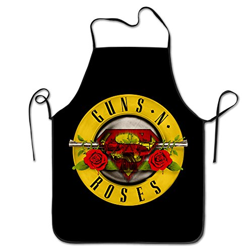 Clark Kent Haircut (MAYOYIAII GR Rock Band And Superhero Logo Adjustable Kitchen Apron For Cooking Baking Barbecue For Unisex)