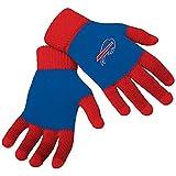 FOCO Buffalo Bills Knit Colorblock Glove