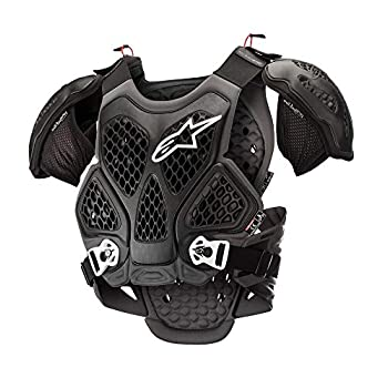 Image of Alpinestars Bionic Chest Protector (M/L, Black Cool Gray)