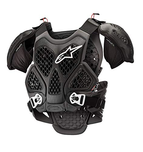 Alpinestars Bionic Chest Protector (M/L, Black Cool Gray)