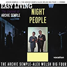 Archie Semple/Alex Welsh - Night People & Archie Semple - Easy Living by Archie Semple (2012-08-03)