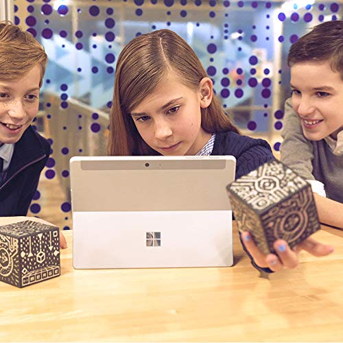 MERGE Cube - Fun & Educational Augmented Reality STEM Product, Learn Science, Math, and More (2 Packs) by MERGE (Image #9)
