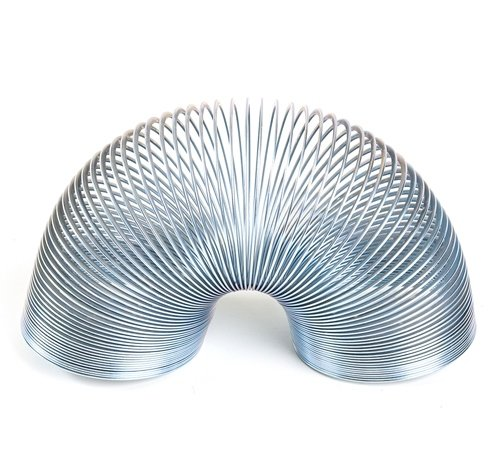 2'' SILVER METAL COIL SPRING, Case of 120 by DollarItemDirect (Image #3)