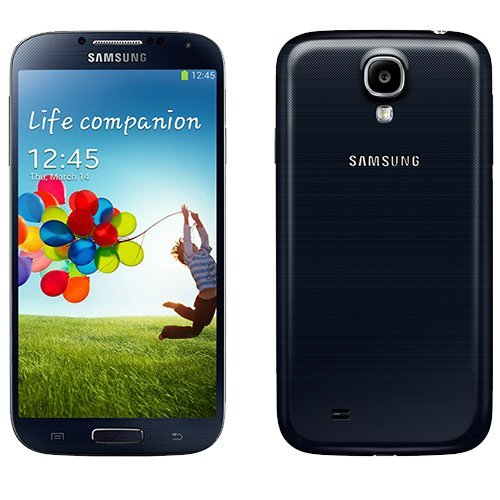 Samsung Galaxy S4 i9505 16GB /LTE 800/850/900/1800/2100/2600 Unlocked International Version No Warranty (Black)
