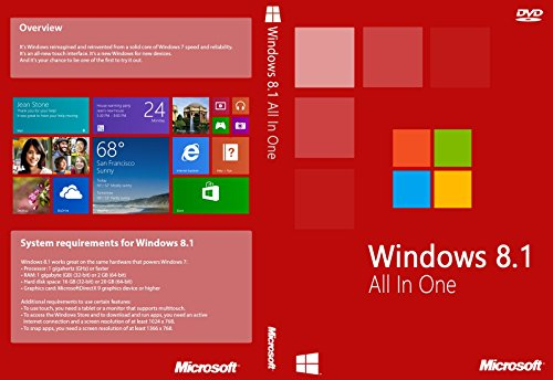WINDOWS 8 1 ANY Version HOME product image