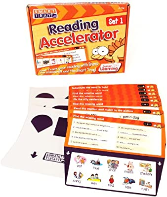 Junior Learning Reading Accelerator Set 1