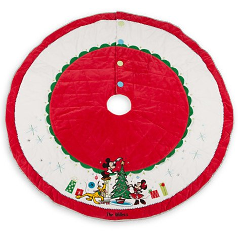 Mickey Mouse and Friends Tree Skirt - ()