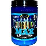 Gaspari Nutrition SuperPump Max Blue Raspberry Ice -- 1.41 lbs