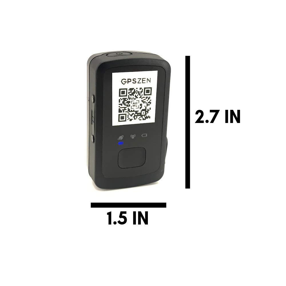 Amazon.com: GPSZEN Mini GPS Tracker LTE-300 Portable Real ...
