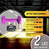 Egg Weights Hand Dumbbell Sets for Men and