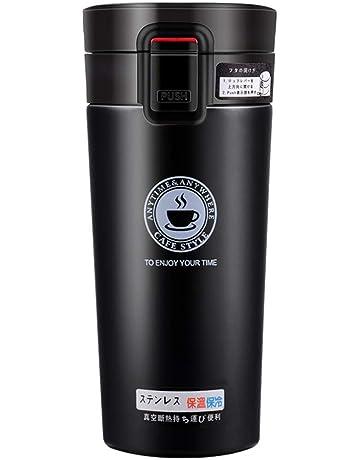 Vaso Termico Café Termo Taza Termica Viaje Botella Acero Inoxidable Agua para Llevar Sin Bpa Thermos