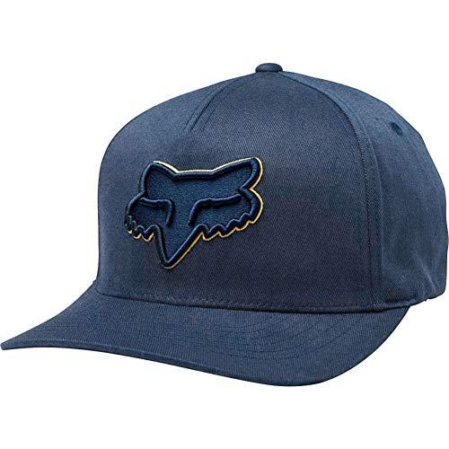 Fox Men's Epicycle Flexfit HAT, Navy, S/M