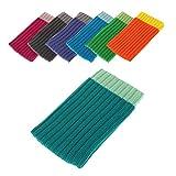 BRALEXX Textil Socke passend für Apple iPhone 6 4.7 Zoll, Hellblau