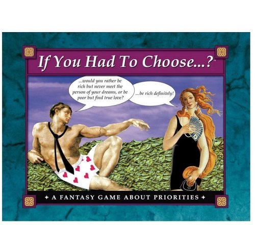 If You Had To Choose...? A Party Game That Makes You Think