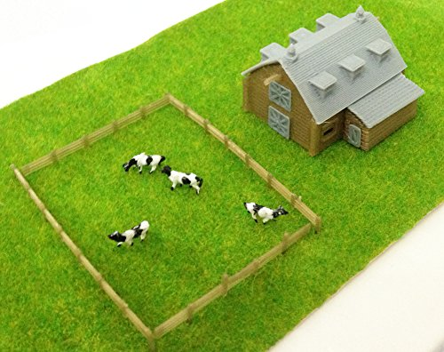 Outland Models Train Railway Layout Country Barn with, used for sale  Delivered anywhere in USA