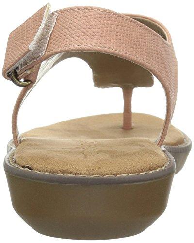 Aerosoles Vrouwen Worden Koele Platte Sandaal Roze Slang
