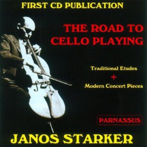 Janos Starker: Road to Cello Playing / Various