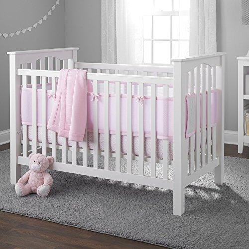 Pink 4 Piece Crib - 2