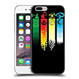 GOODNISHA for iphone 7 plus iphone 8 plus case cover Clear Back Case Avatar The Last Airbender