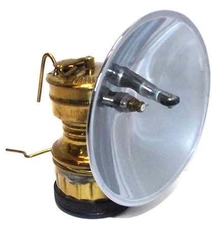 Carbide lamp