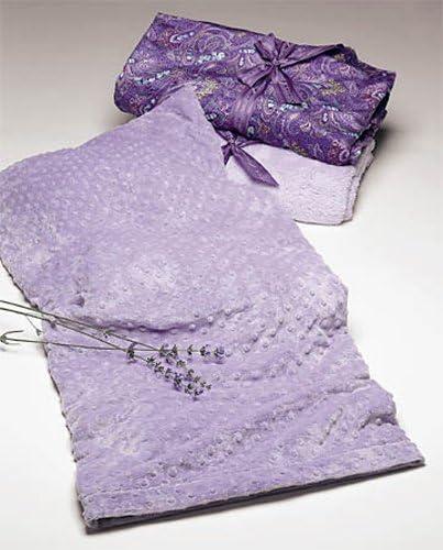 Sonoma Lavender Neck Pillow Dots