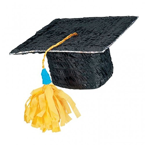 Amscan Graduation Hat Shaped Party (Graduation Pinata)
