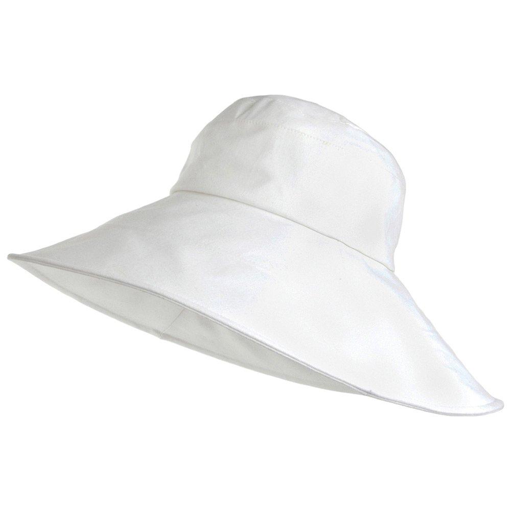 Chapeau Été Monaco blanc SUR LA TETE - LARGE  Amazon.fr  Vêtements et  accessoires b89a1961ae3