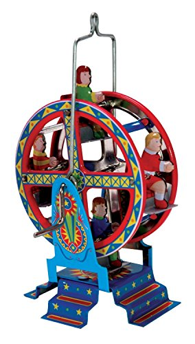 Schylling Penny Toy Ferris Wheel Tin Toy