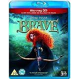 Brave (Blu-ray 3D + Blu-ray) [Region Free]
