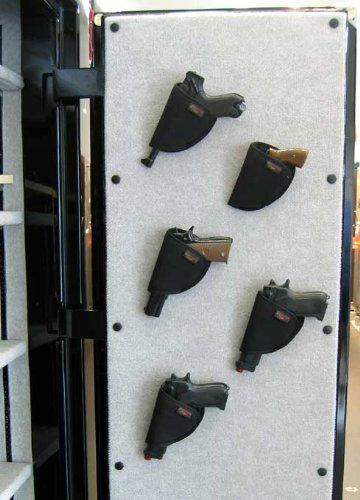 Acorn Pistol Holsters - 5 pack for Gun Safe