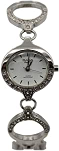 Watch for men by Omax, Analog,Silver
