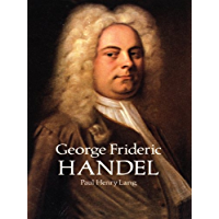 George Frideric Handel (Dover Books on Music) book cover