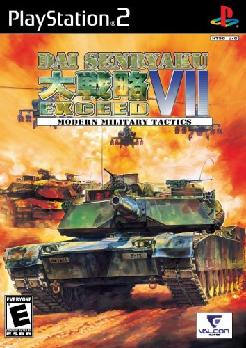 Dai Senryaku Exceed 7: Modern Military Tactics (Battlefield 3 Ps2)