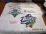 san Diego Padres World Series 1998 Towel