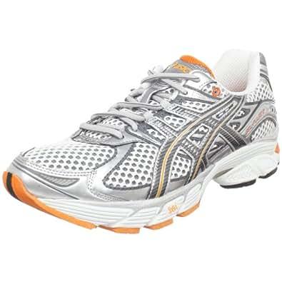 ASICS Women's GEL-Pulse 2 Running Shoe,White/Charcoal/Tangerine,11.5 M US