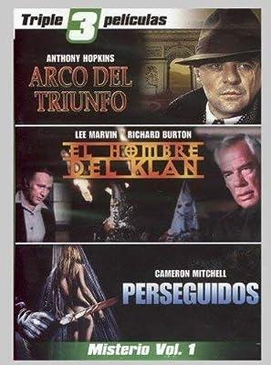 Pack Misterio [Edizione: Argentina] [USA] [DVD]: Amazon.es: Pack Misterio, Various: Cine y Series TV