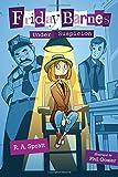 Friday Barnes Under Suspicion (Friday Barnes Mysteries)