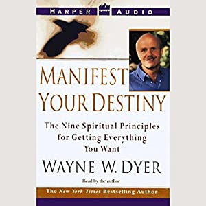 Manifest Your Destiny Audiobook