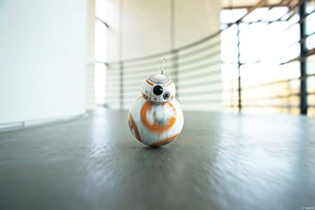 Sphero star wars bb 8 app enabled droid by amazon electronics fandeluxe Choice Image